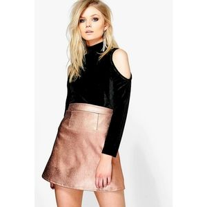 Boohoo Petite Mini Skirt